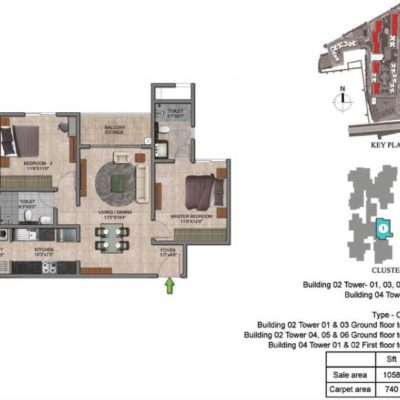 prestige-jindal-city-floor-plan