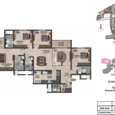 prestige-jindal-city-floor-plans
