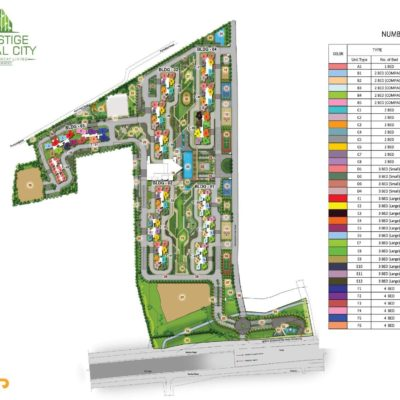 prestige-jindal-city-master-layout